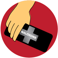 Have an overdose plan. Carry naloxone.