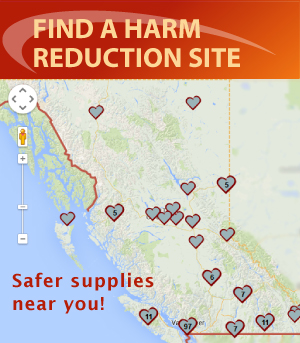 Find a Harm Reduction Site