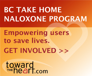 BC's THN program empowers users to save lives - Get involved