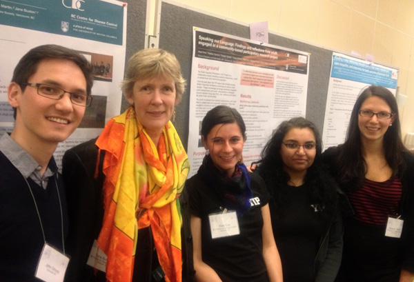 Harm Reduction Program with YIP team